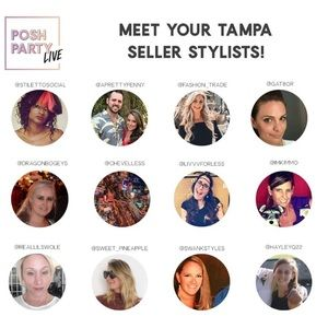 Handbags - TAMPA Seller Stylists are at Posh Party!!!